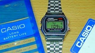 видео Где купить часы касио