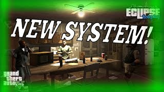 Testing the NEW Drug System!  GTA 5 RP (Eclipse Roleplay)