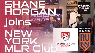 Irish Star Shane Horgan re IRFU, Leinster, Pro 14, MLR with McCarthy & Lewis | RUGBY WRAP UP