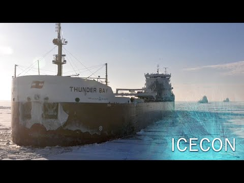 Andy Mahoney on ICE-CON