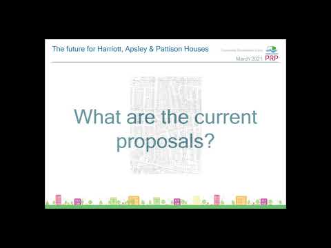 HAP Wider Consultation video - March 2021