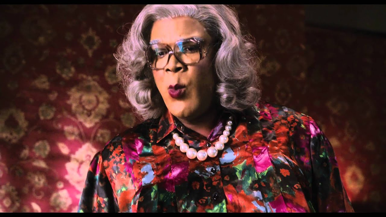 Tyler Perrys Madeas Witness Protection Theatrical Trailer Youtube