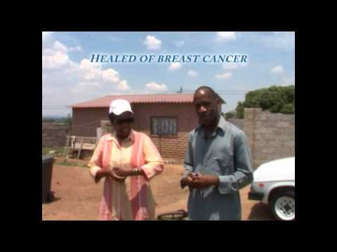 Miracle Archive: Woman healed of Breast Cancer