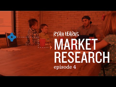 Ryan Learns Market Research: Ryan Learns Something Episode 4