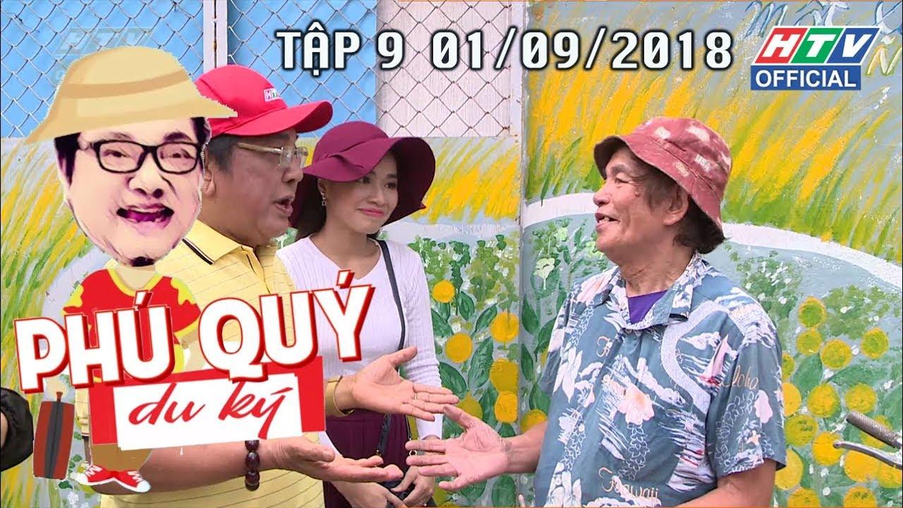 image HTV PHÚ QUÝ DU KÝ   TẬP 9: Những con hẻm sắc màu ở đường Nguyễn Khoái   PQDK  #9   1/9/2018