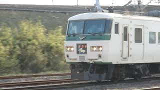 東海道本線・特急踊り子号鎌倉踏切他(JR Tokaido main Line)