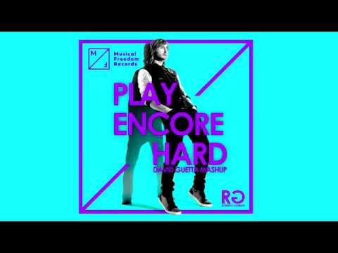 David Guetta Ne Yo Akon Play Hard Vs Encore David Guetta