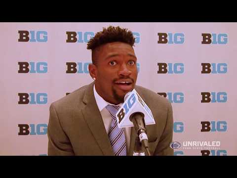 Big Ten Media Days: Cabinda, Allen, Gesicki