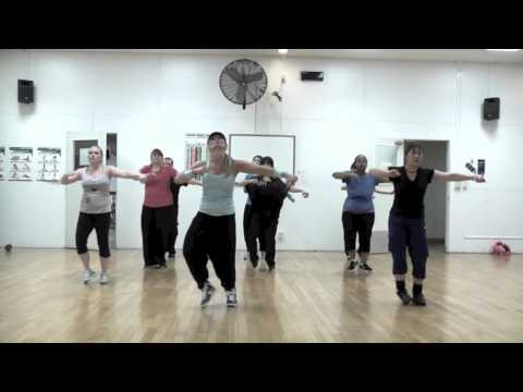"PITBULL - ""Hotel Room Service"" -  Choreography for Dance Fitness"