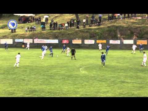 U19 Bosna i Hercegovina - Slovenija, prijateljska utakmica -.Vrnogorač, 150514