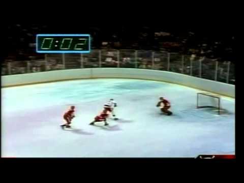 USA vs. Soviet union 1980 Olympics Goals