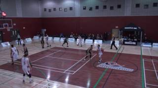 Piranhas Basketball Tournoi ETS 2017 - Sherbrooke