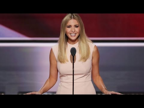 Ivanka Trump Says Any Workplace Harassment Is