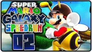 Das läuft ja fast zu GUT - Super Mario Galaxy Speedrun - Part 2