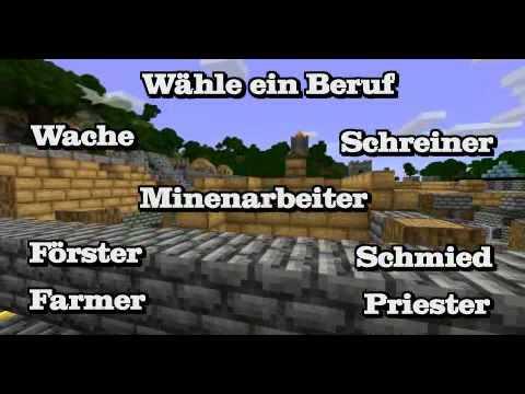 Best Minecraft RPG Server German YouTube - Minecraft rpg server erstellen