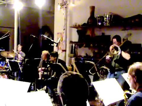 Timothy Booth's Toronto Art Orchestra - jazz orchestra.