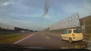 Driving in Poland - A2 Highway / Polnische Autobahn A2 - Fahren in Polen / автострада А2 в Польше