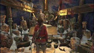 Rise of the Tomb Raider Trophée Au défi