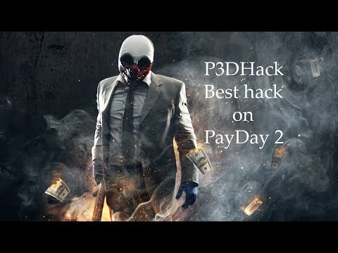 Чит для PayDay2 (Работает) / Hack For PayDay2 (Working)