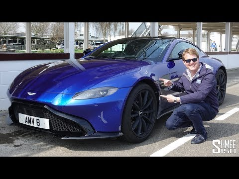 Why the New Aston Martin Vantage is Not For Me | TEST DRIVE