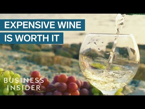 Why Expensive Wine Is Actually Better Value Than A Cheap Bottle