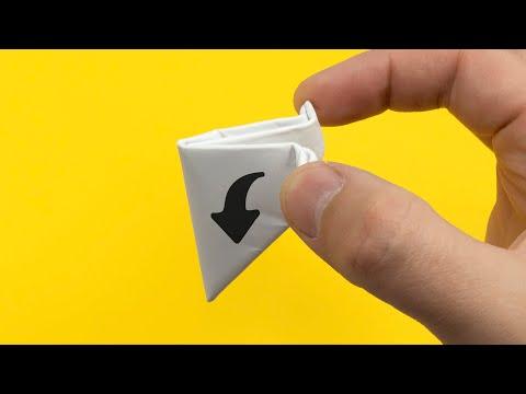 Оригами из бумаги виды