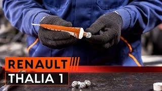 RENAULT THALIA javítási csináld-magad - videó-útmutatók