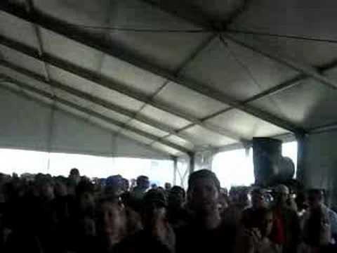 2007 Virgin Music Festival Dance Tent Baltimore Scene #1