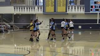 Heritage High School: Girls Varsity Volleyball 9-11-18