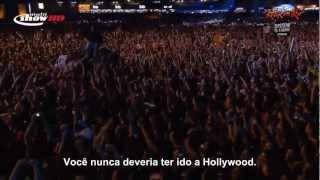 System Of A Down - Lost in Hollywood live Rock in Rio [Legendado-BR/HD Quality]
