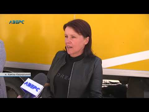 ТРК Аверс: Листоношам Каменя-Каширського подарували велосипеди