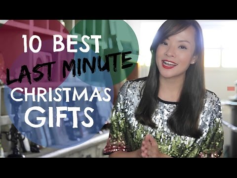 Top 10 Best Last Minute Christmas Gifts - Gift Guide