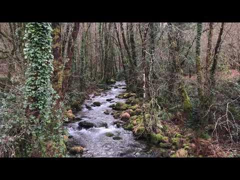 Galicia Bonita. Calzada Romana de Cerdedo. Molienda en  Serra do Cando