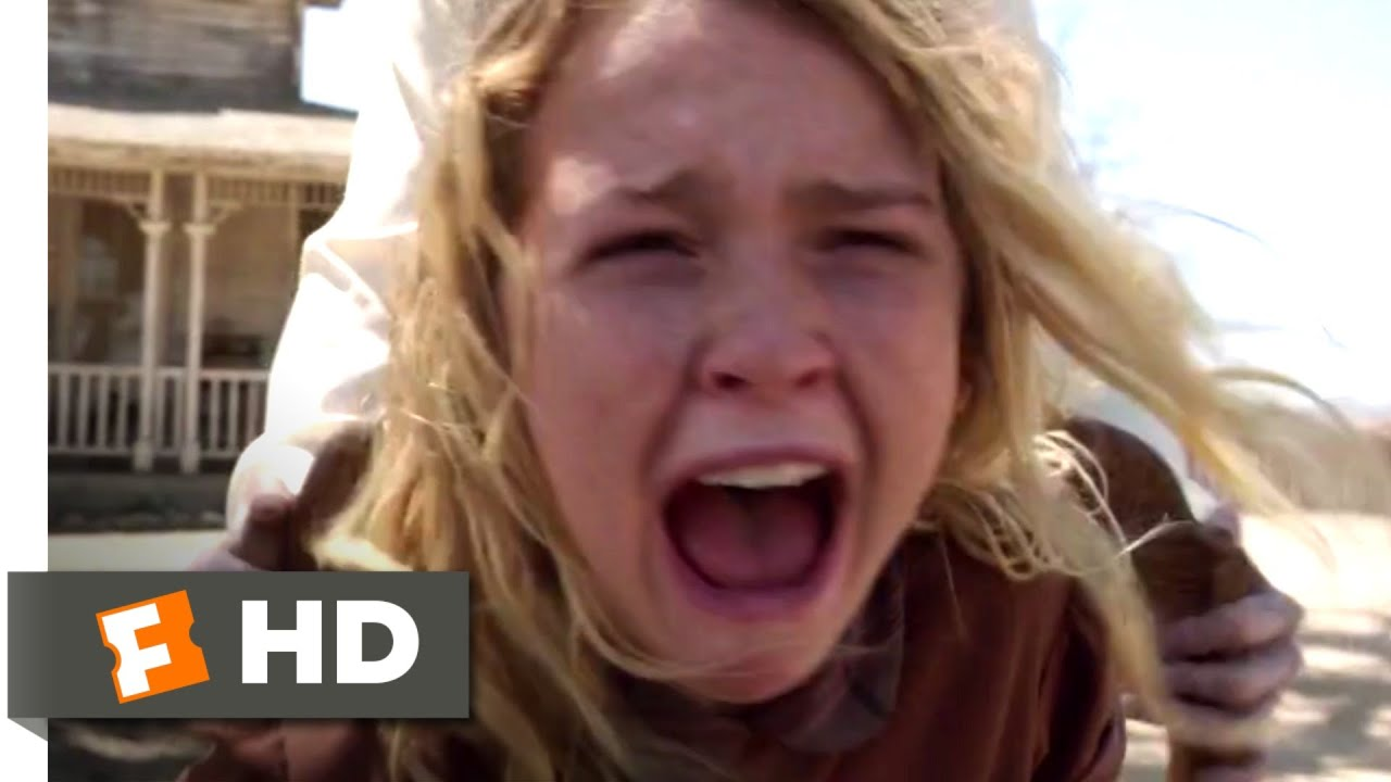 Download Annabelle: Creation (2017) - Wheelchair Ride from Hell Scene (5/10) | Movieclips