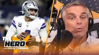 Colin Cowherd predicts NFC division standings & which teams will make the playoffs | NFL | THE HERD
