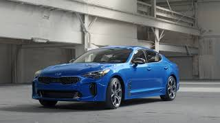 2018 Kia Stinger GT | Designed for Performance: A Closer Look at the Stinger