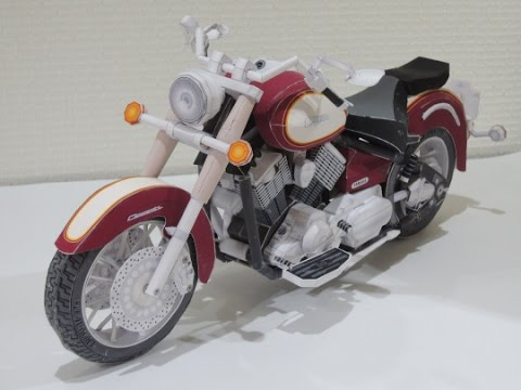 Motor paper craft: Best yamaha papercraft motorcycle vmax ...