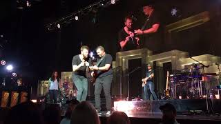"""Lady Antebellum - """"Good Time To Be Alive"""" and band intros - 8/19/17!"""
