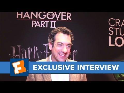 """Hangover Part II"" Todd Phillips - CinemaCon 2011 | Celebrity Interviews | FandangoMovies Mp3"