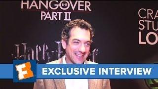 """""""Hangover Part II"""" Todd Phillips - CinemaCon 2011   Celebrity Interviews   FandangoMovies"""