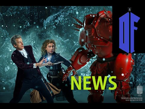 DOCTOR WHO SERIES 9 NEWS - Christmas Special title announced ...