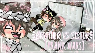 「Gacha Life」BROTHER VS SISTER | PRANK WARS | Mini Movie + Special Announcement |
