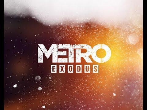 Metro Exodus - Race Against Fate (музыка из метро)