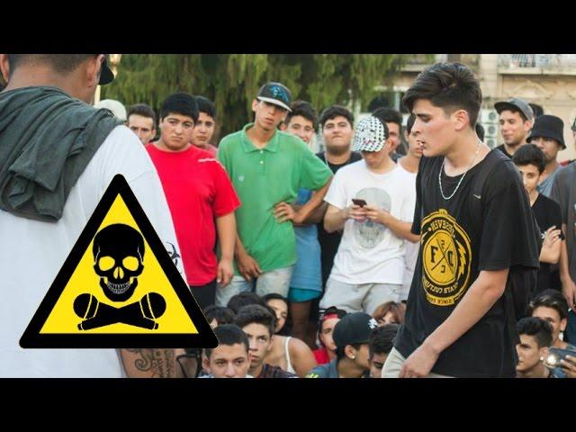 LIT KILLAH vs ALEX - 4tos INVASIÓN RAPPER (Quinta Edición) / Santa Fe