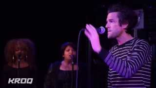 Repeat youtube video Brandon Flowers  -  Read My Mind  - acoustic - HD -Live at KROQ
