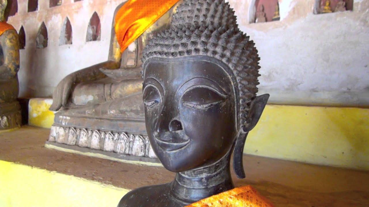Warga Laos Tolak Rupaka Buddha Bergaya Tionghoa