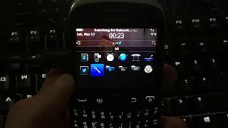 blackberry curve 9320 quick review in 2018