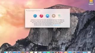 OS X Anleitung: Externe Festplatte für Time Machine-Backup vorbereiten