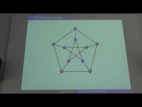 "Dragan Marušič - Plenary talk ""On even-closedness of vertex-transitive graphs"""