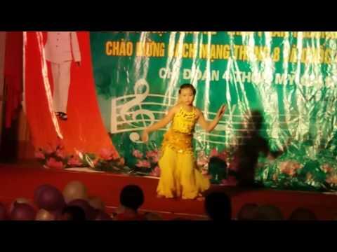 Múa alibaba - Quỳnh Anh